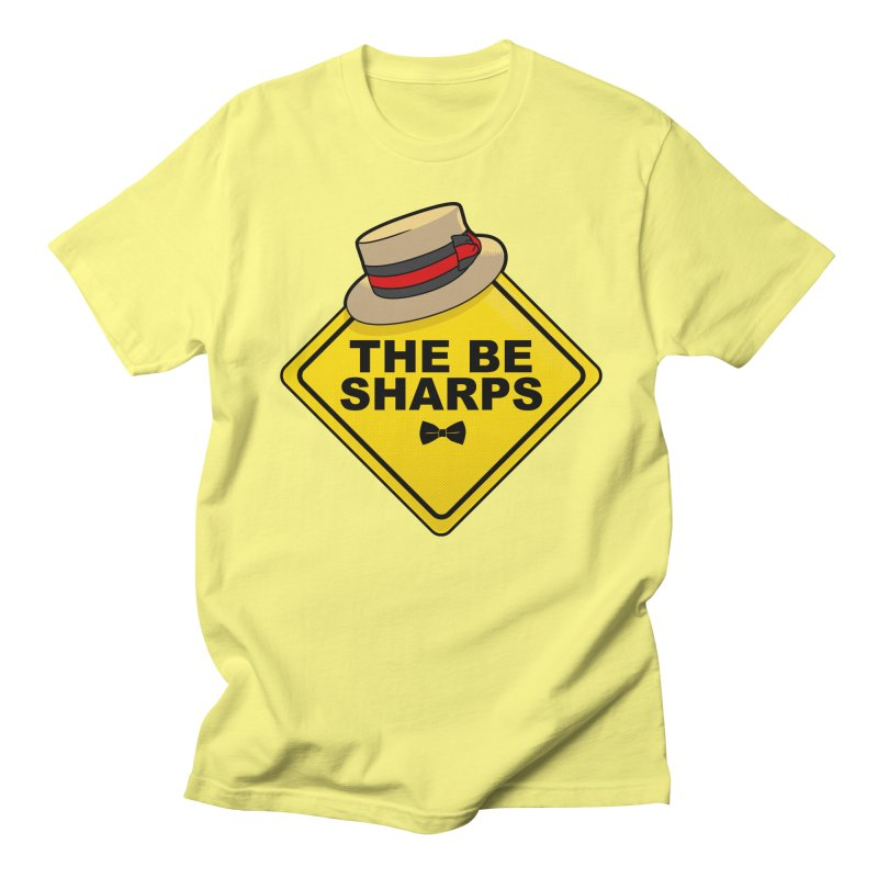 Be Sharps On Board Women's Regular Unisex T-Shirt by Made With Awesome