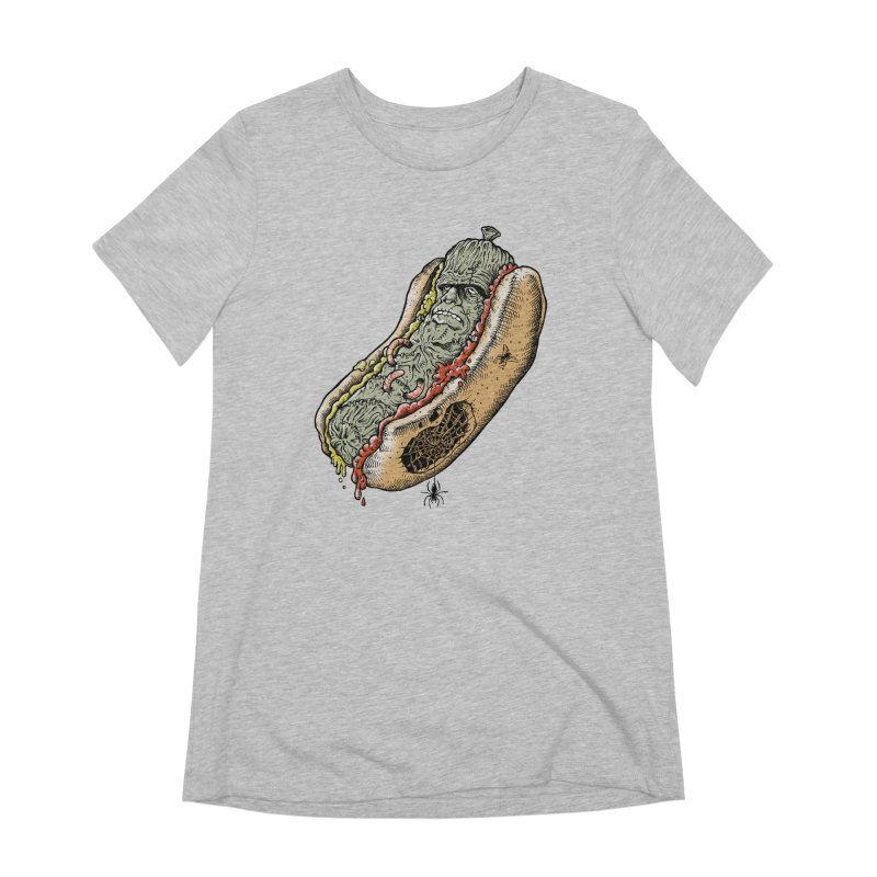 FRANKenstein Women's Extra Soft T-Shirt by Made With Awesome