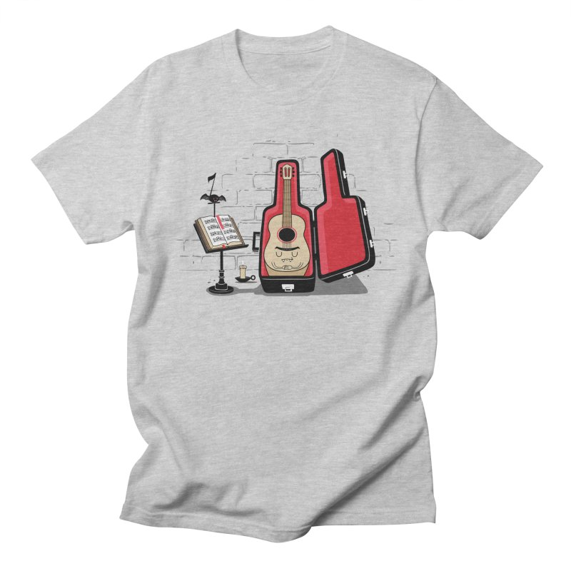 Dracula Unplugged Women's Regular Unisex T-Shirt by Made With Awesome