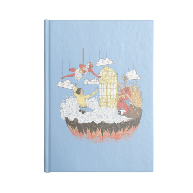 Devil's in the Details Accessories Notebook by Made With Awesome