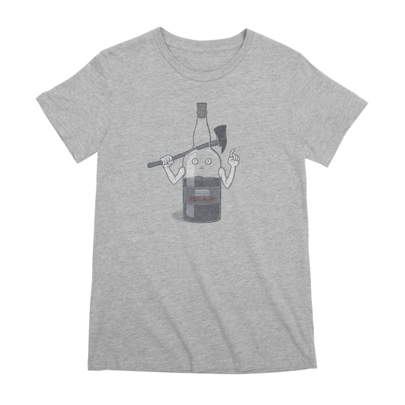 Red Rum Women's Premium T-Shirt by Made With Awesome
