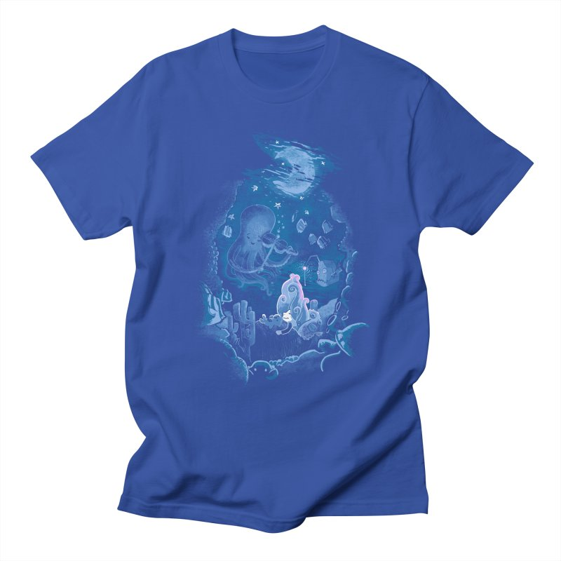 Sleeping With The Fishes Guys T-Shirt by Made With Awesome