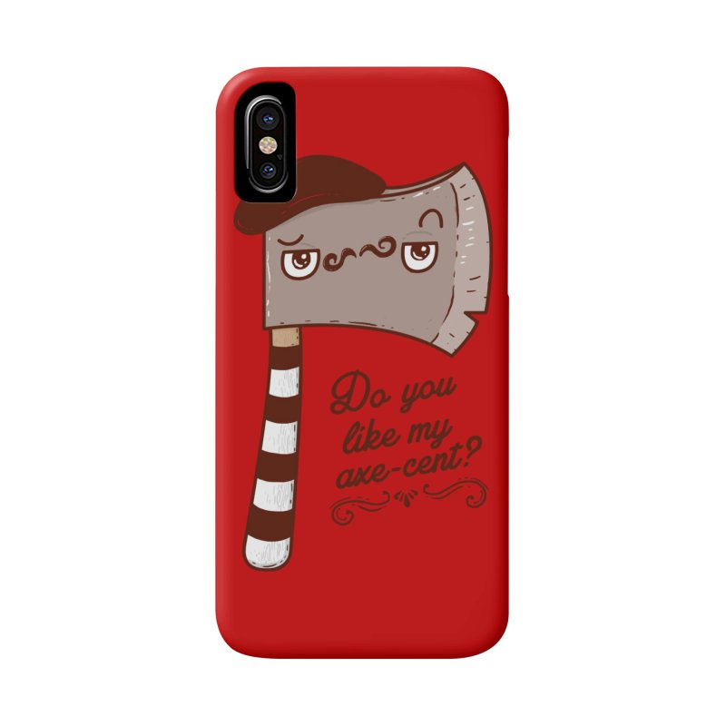 Pardon My French Accessories Phone Case by Made With Awesome