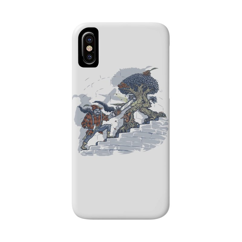 The Never Ending Duel Accessories Phone Case by Made With Awesome