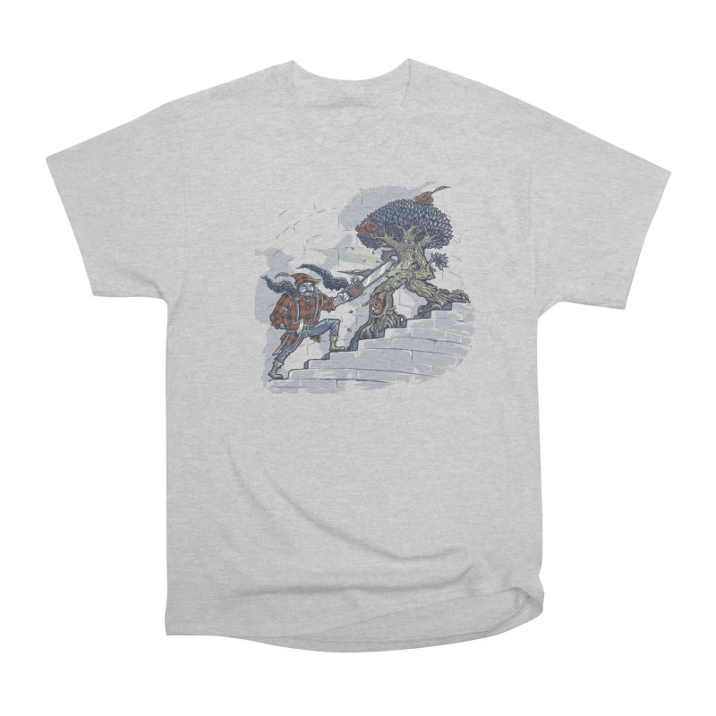 The Never Ending Duel Men's Heavyweight T-Shirt by Made With Awesome
