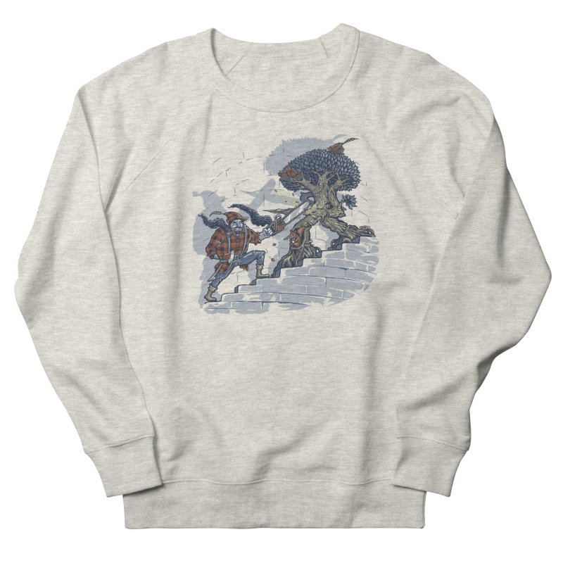 The Never Ending Duel Men's French Terry Sweatshirt by Made With Awesome