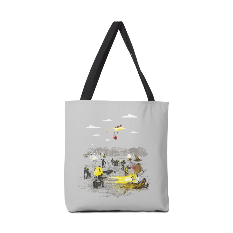 Food Fight Accessories Bag by Made With Awesome
