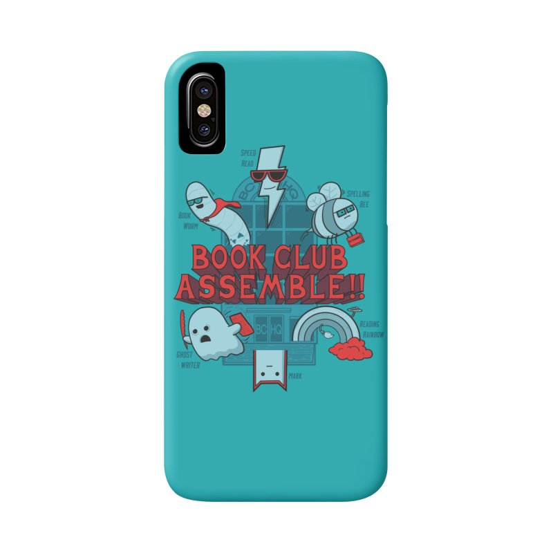 Literature Power! Accessories Phone Case by Made With Awesome