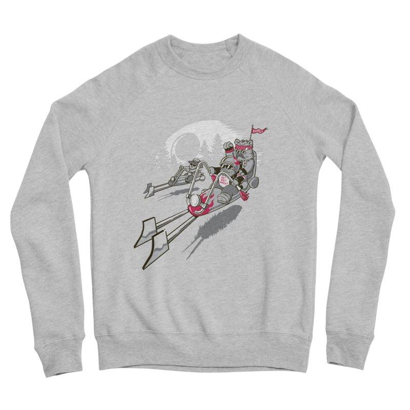 Easy Speedin Men's Sponge Fleece Sweatshirt by Made With Awesome