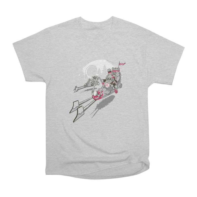 Easy Speedin Men's Heavyweight T-Shirt by Made With Awesome