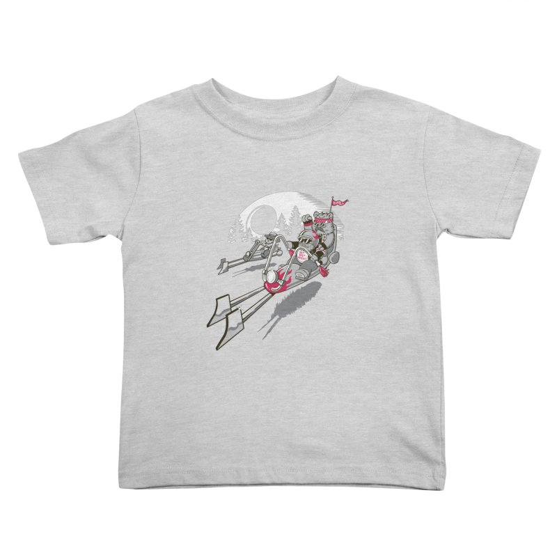 Easy Speedin Kids Toddler T-Shirt by Made With Awesome