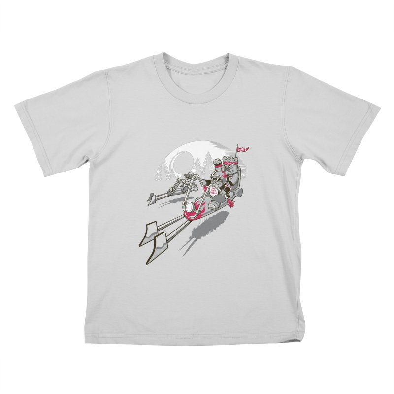 Easy Speedin Kids T-Shirt by Made With Awesome
