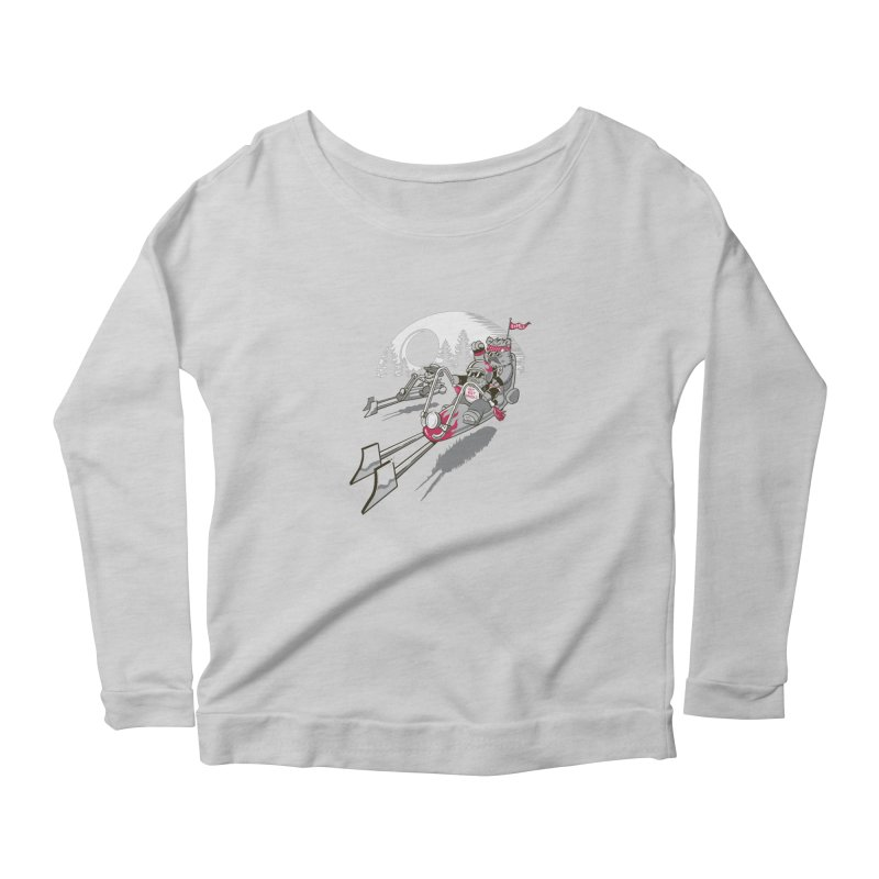 Easy Speedin Women's Longsleeve T-Shirt by Made With Awesome