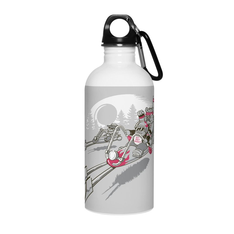 Easy Speedin Accessories Water Bottle by Made With Awesome