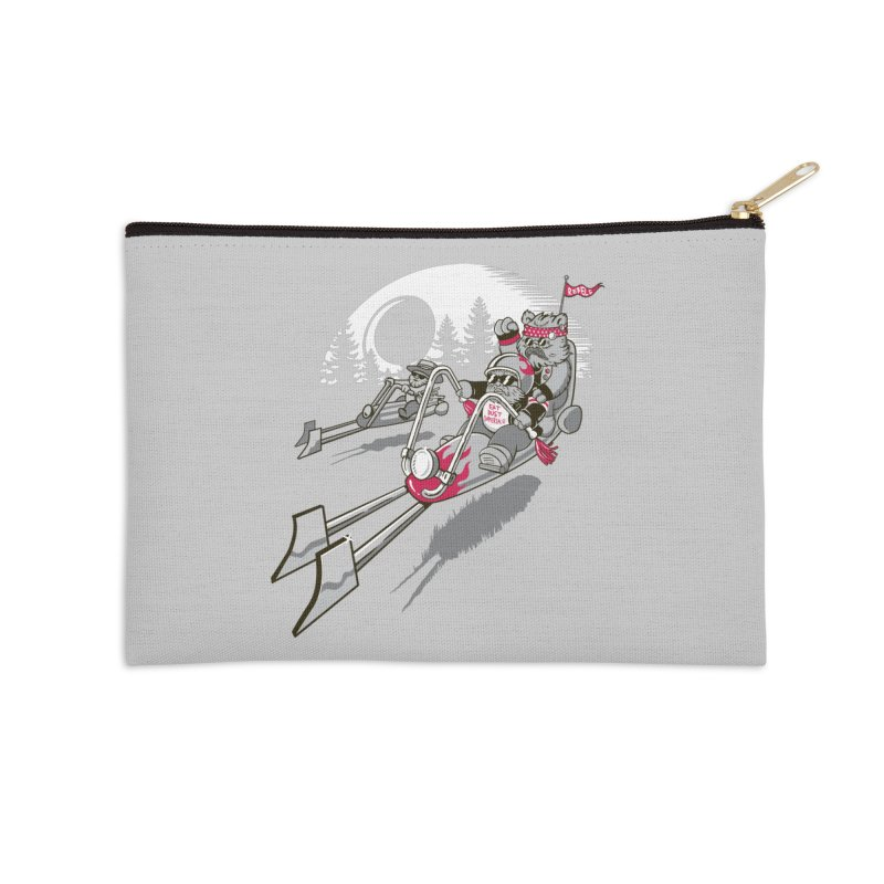 Easy Speedin Accessories Zip Pouch by Made With Awesome