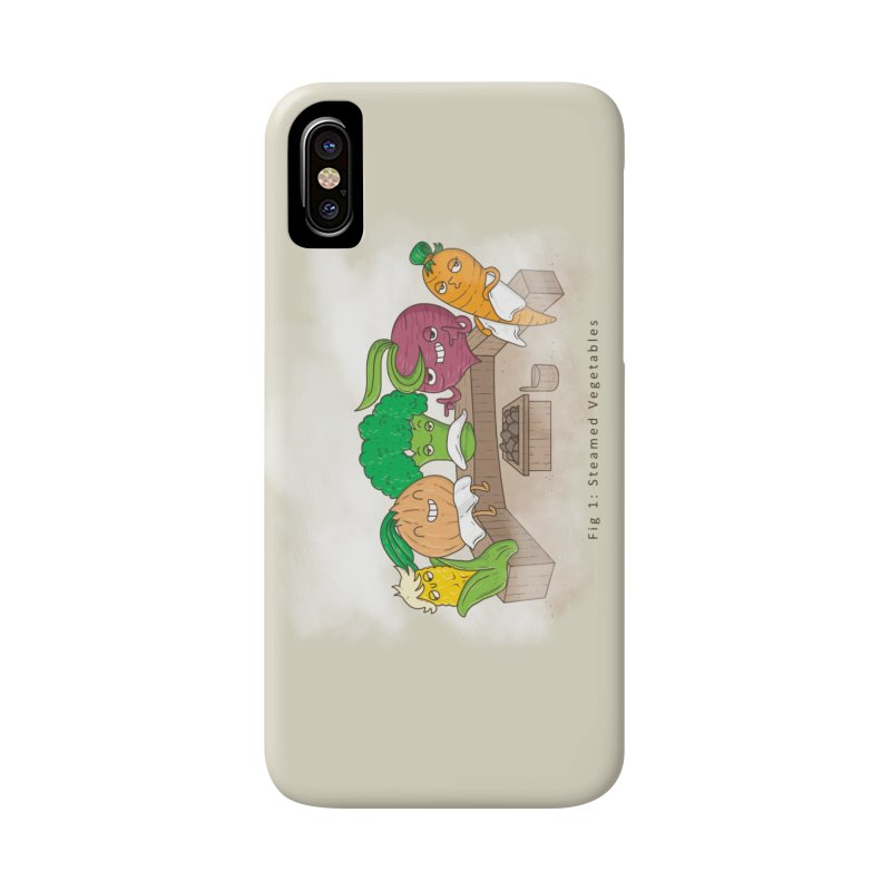 Steamy Accessories Phone Case by Made With Awesome
