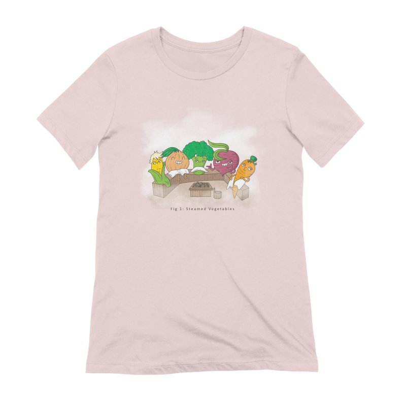 Steamy Women's Extra Soft T-Shirt by Made With Awesome
