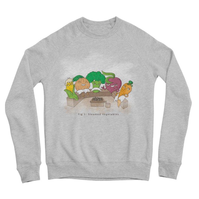 Steamy Women's Sponge Fleece Sweatshirt by Made With Awesome