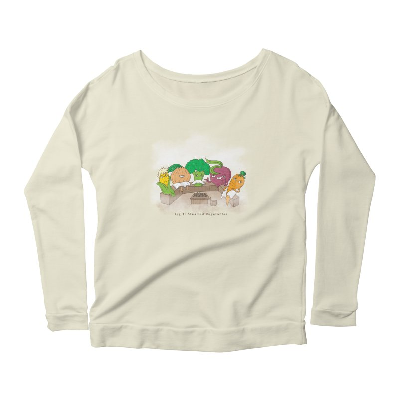 Steamy Women's Longsleeve T-Shirt by Made With Awesome