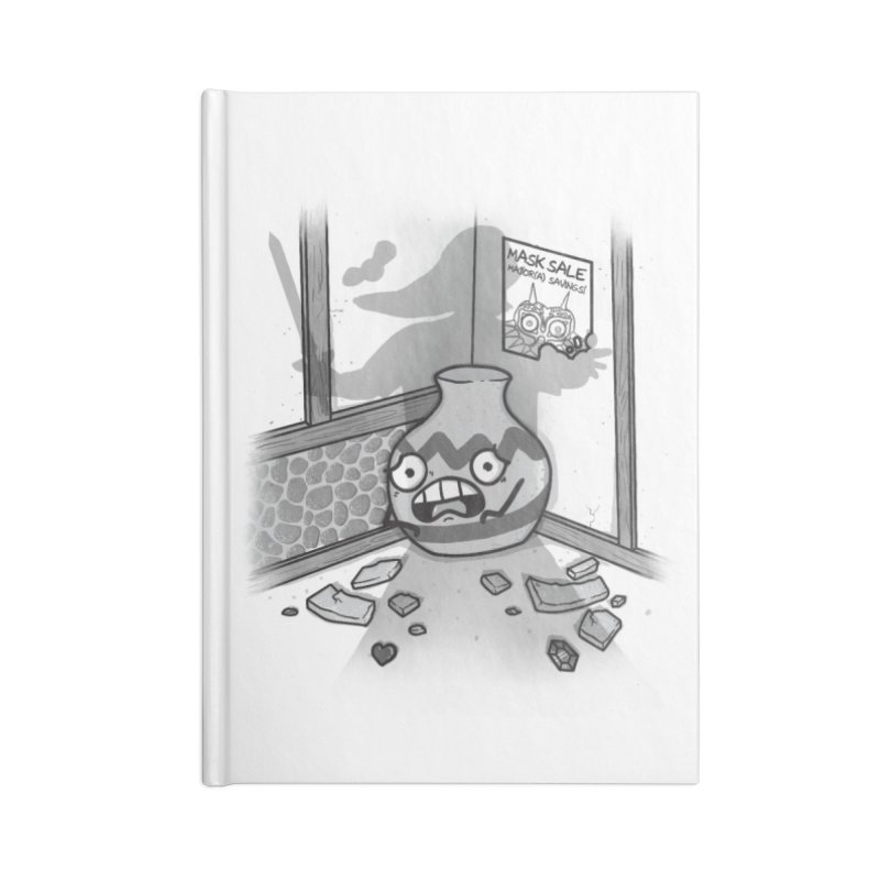 A Link To The Smash Accessories Notebook by Made With Awesome