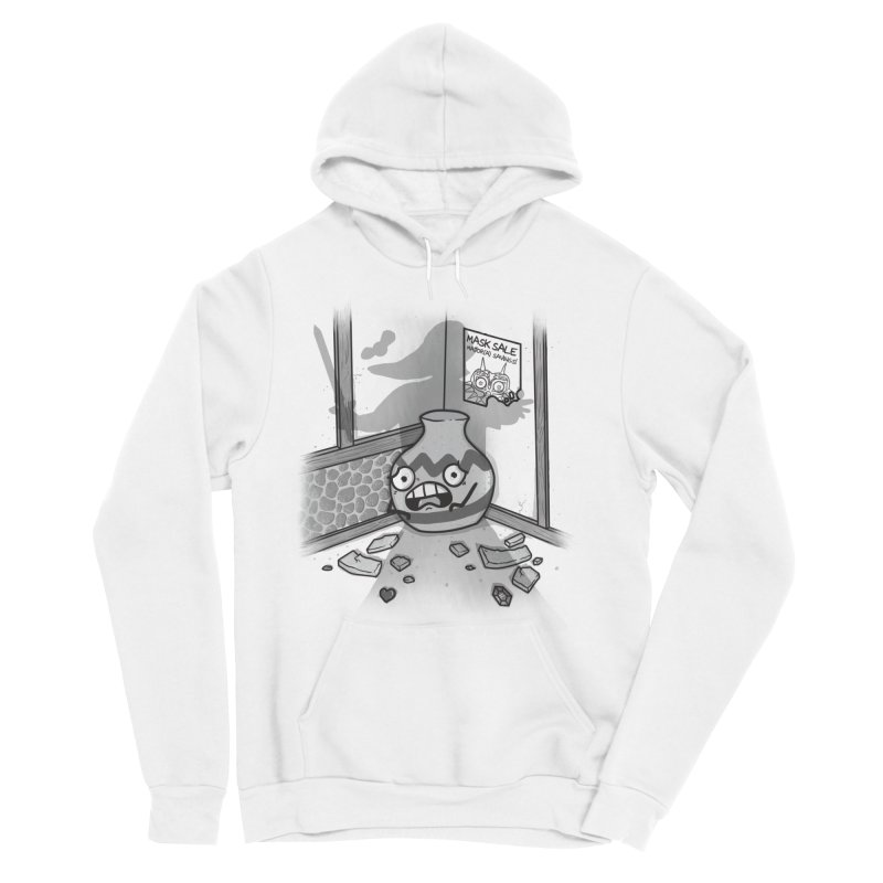 A Link To The Smash Men's Pullover Hoody by Made With Awesome