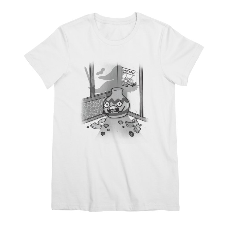 A Link To The Smash Women's Premium T-Shirt by Made With Awesome