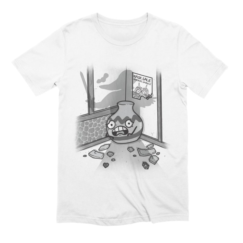A Link To The Smash Men's Extra Soft T-Shirt by Made With Awesome