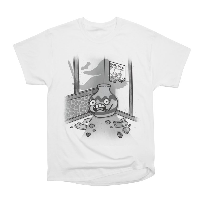 A Link To The Smash Men's Heavyweight T-Shirt by Made With Awesome