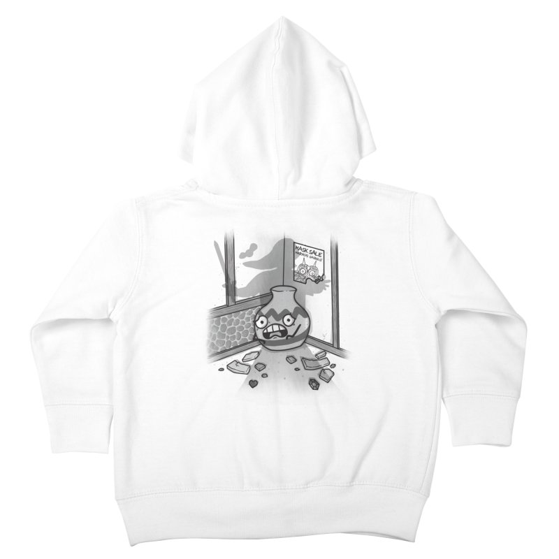 A Link To The Smash Kids Toddler Zip-Up Hoody by Made With Awesome