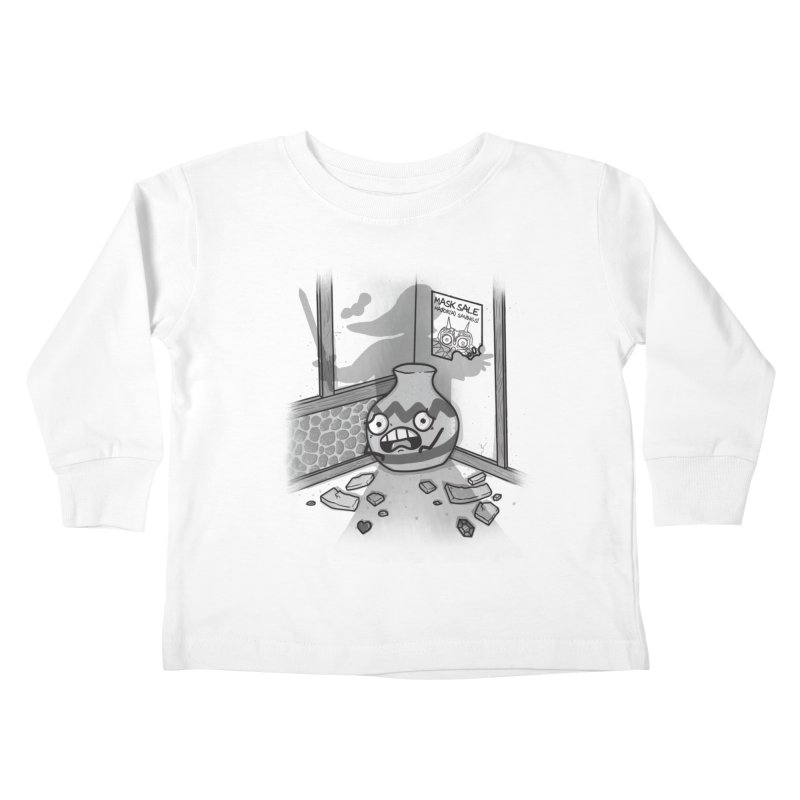A Link To The Smash Kids Toddler Longsleeve T-Shirt by Made With Awesome