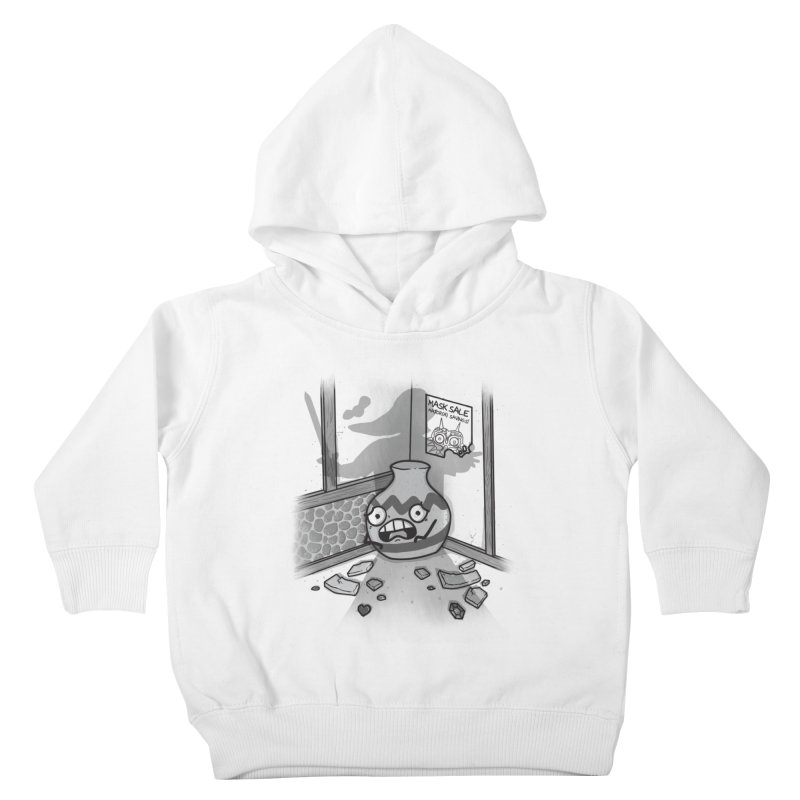 A Link To The Smash Kids Toddler Pullover Hoody by Made With Awesome