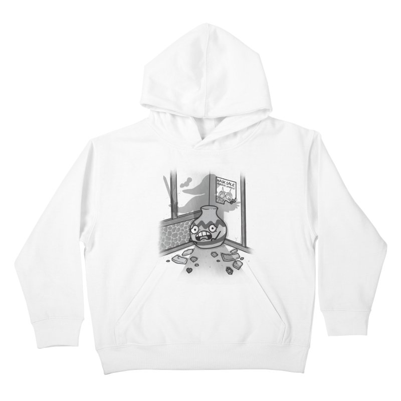 A Link To The Smash Kids Pullover Hoody by Made With Awesome