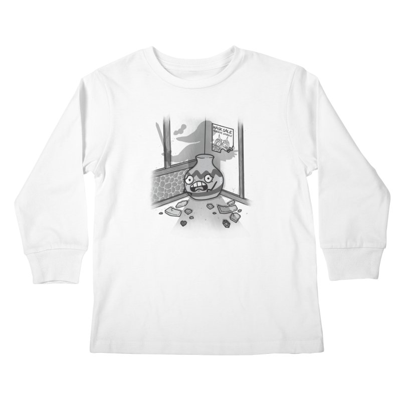 A Link To The Smash Kids Longsleeve T-Shirt by Made With Awesome