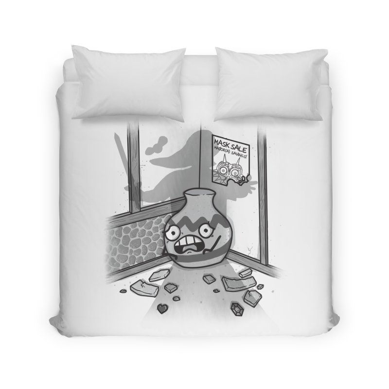 A Link To The Smash Home Duvet by Made With Awesome