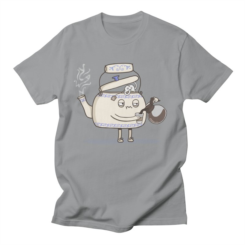 Everyone Needs Coffee Sometimes Men's T-Shirt by Made With Awesome