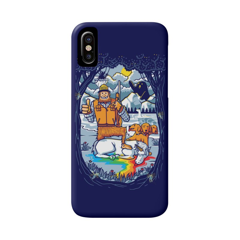 Unicorn Season Accessories Phone Case by Made With Awesome