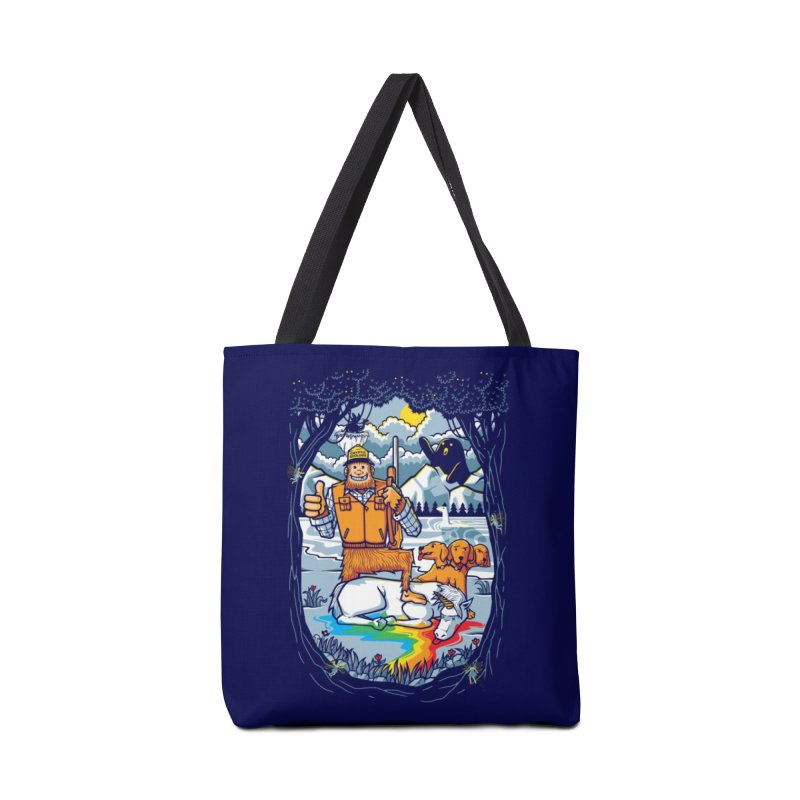 Unicorn Season Accessories Tote Bag Bag by Made With Awesome