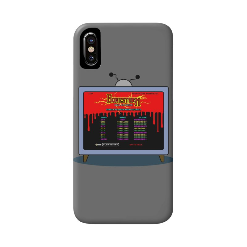 THRILLHO Accessories Phone Case by Made With Awesome