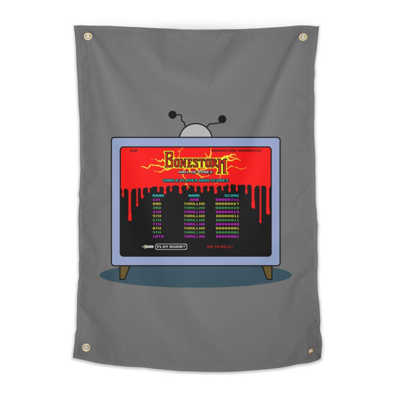 THRILLHO Home Tapestry by Made With Awesome