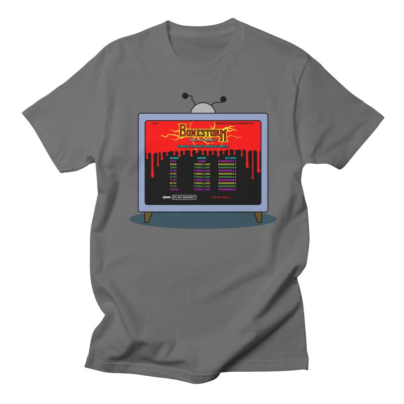 THRILLHO Men's T-Shirt by Made With Awesome