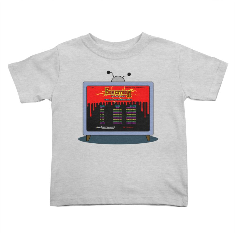 THRILLHO Kids Toddler T-Shirt by Made With Awesome
