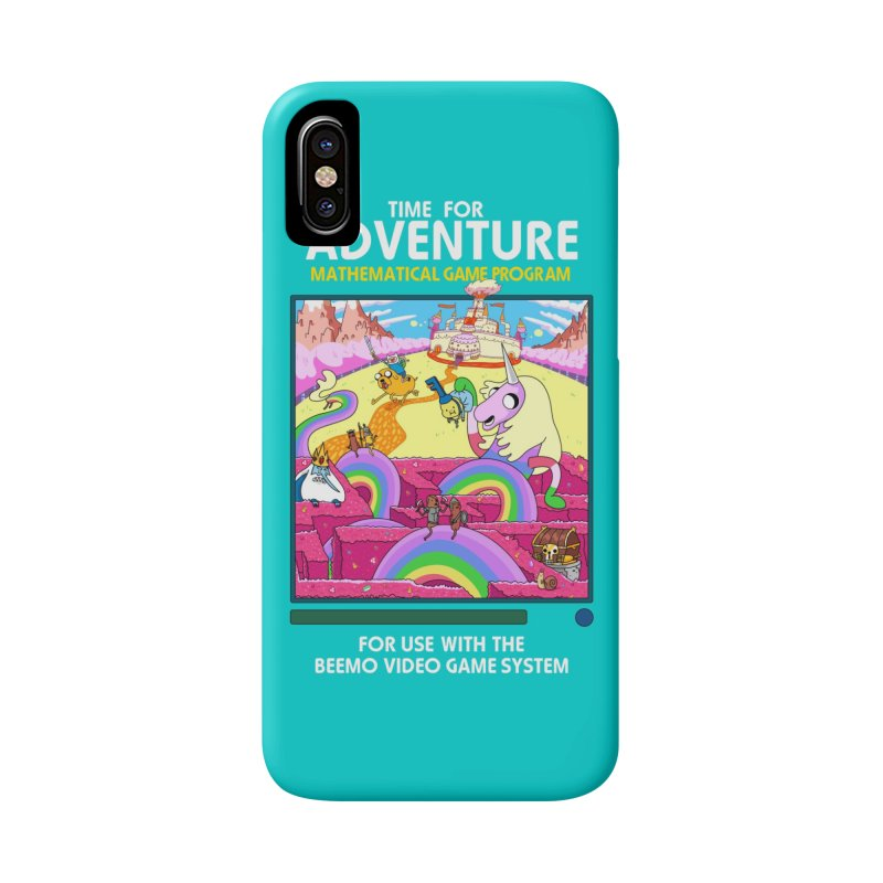 Time For Adventure Accessories Phone Case by Made With Awesome