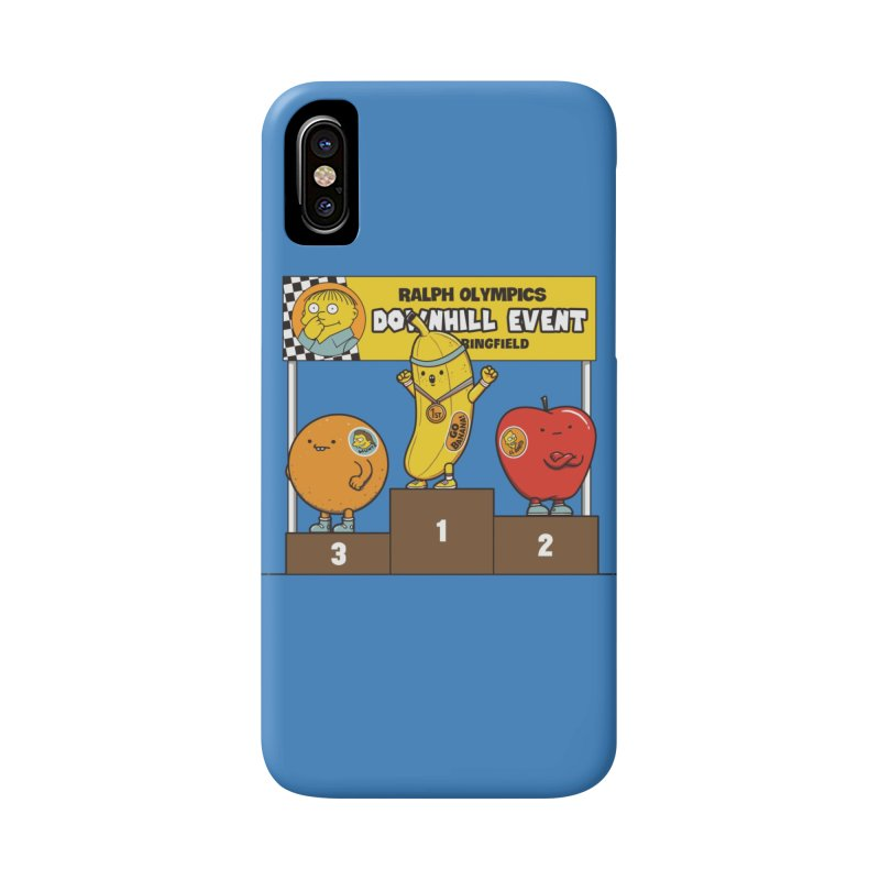 GO BANANA! Accessories Phone Case by Made With Awesome