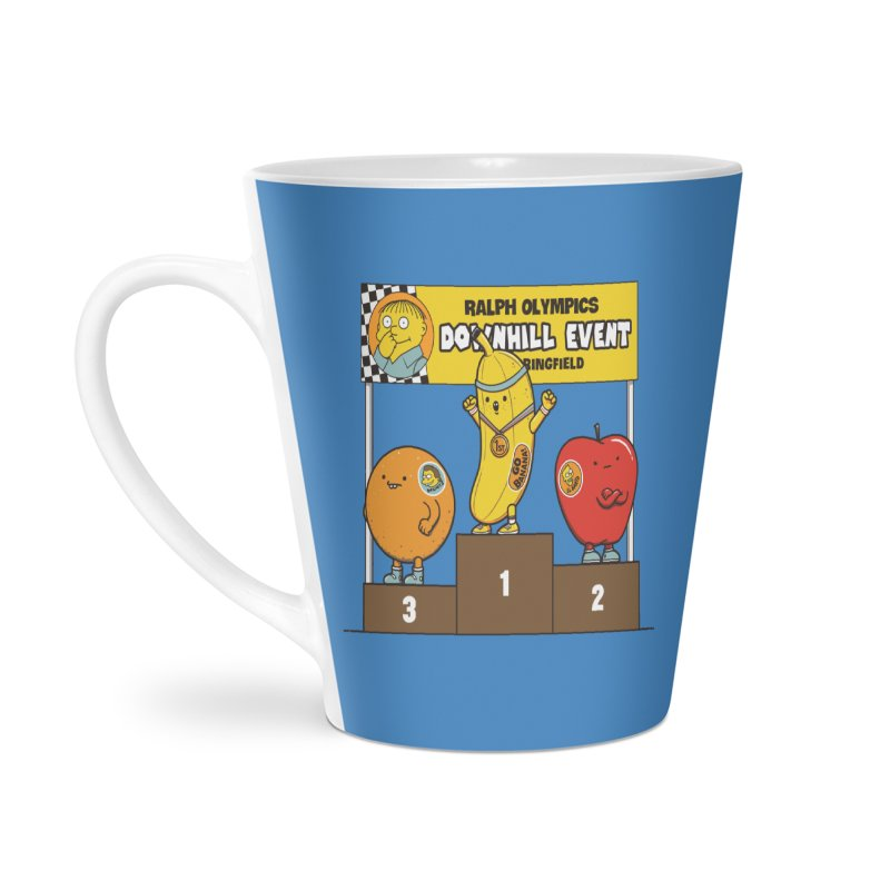 GO BANANA! Accessories Latte Mug by Made With Awesome