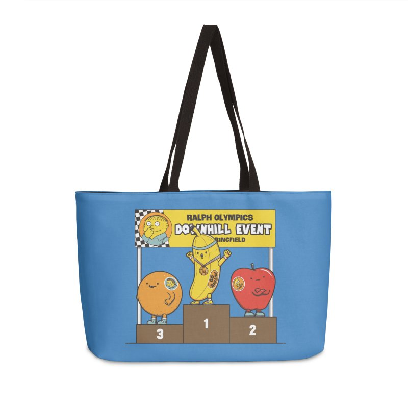 GO BANANA! Accessories Weekender Bag Bag by Made With Awesome