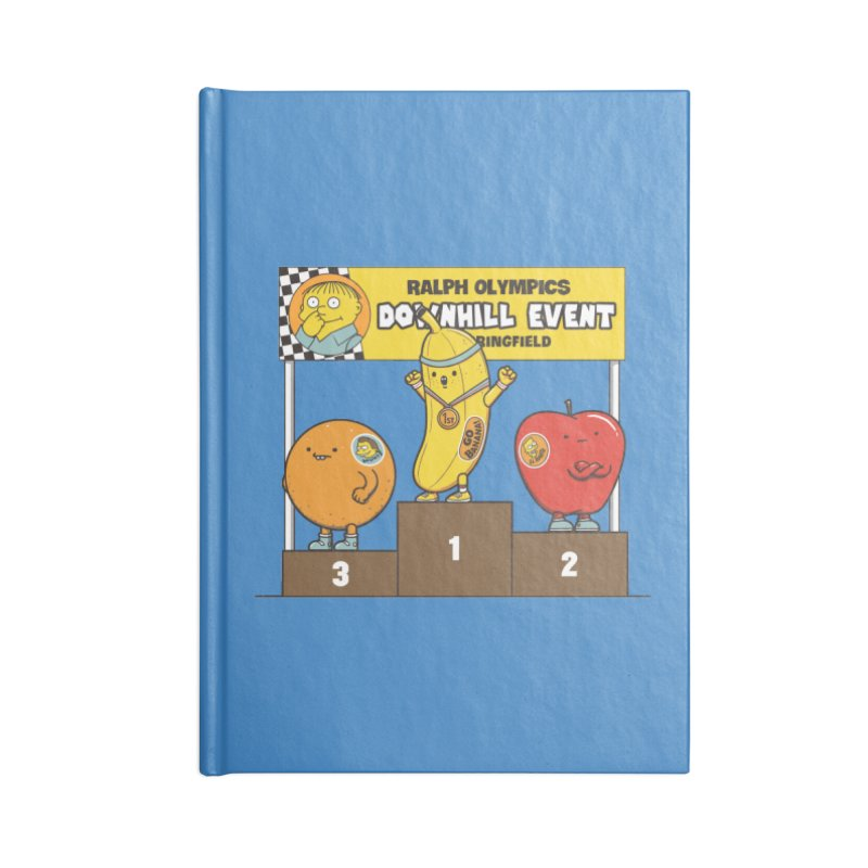 GO BANANA! Accessories Notebook by Made With Awesome