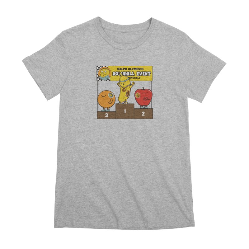 GO BANANA! Women's Premium T-Shirt by Made With Awesome