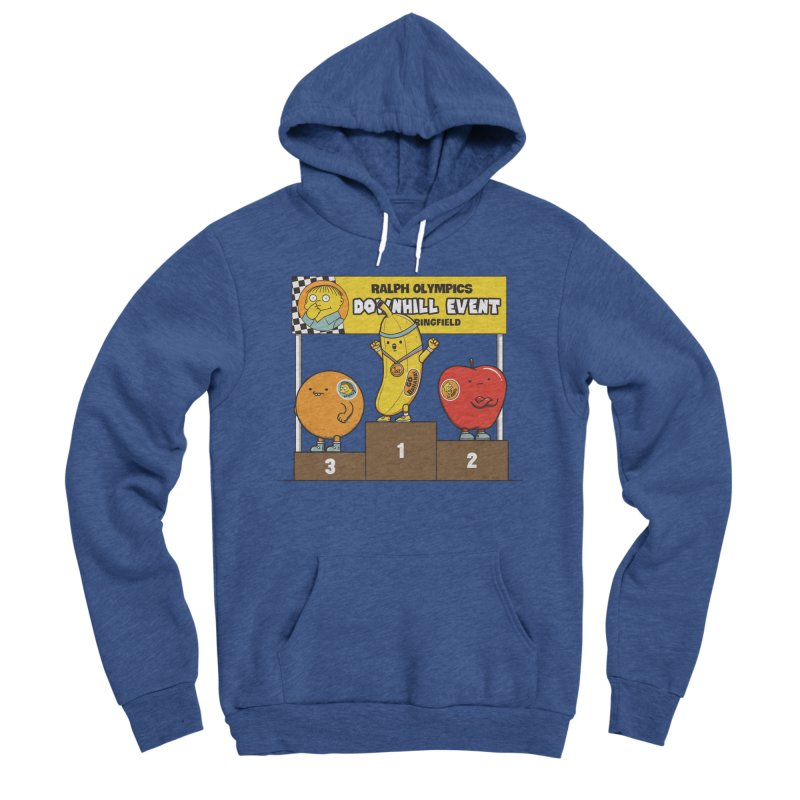 GO BANANA! Women's Sponge Fleece Pullover Hoody by Made With Awesome