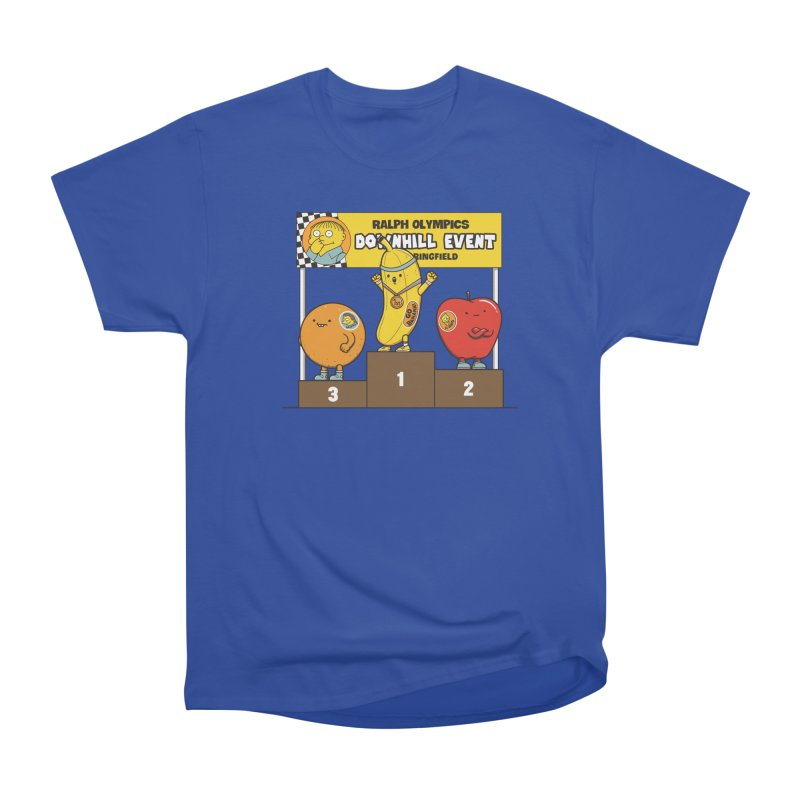GO BANANA! Men's Heavyweight T-Shirt by Made With Awesome