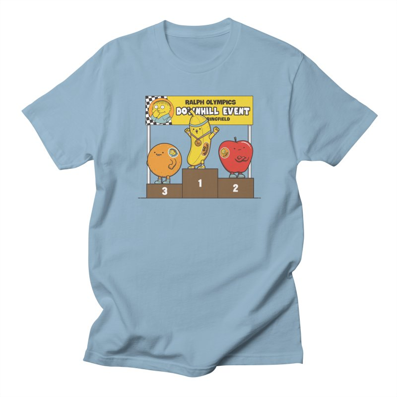 GO BANANA! Men's Regular T-Shirt by Made With Awesome